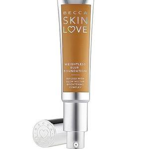 CAFE- Becca Skin Love Weightless Blur Foundation